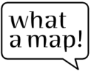 What-A-Map logo