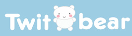 Twitbear logo