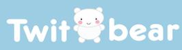 Twitbear logo